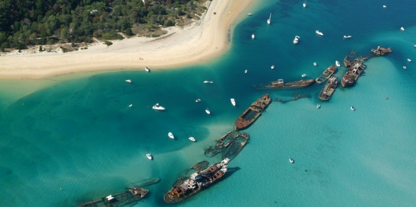 Moreton Island 摩顿岛澳洲布里斯班旅游攻略