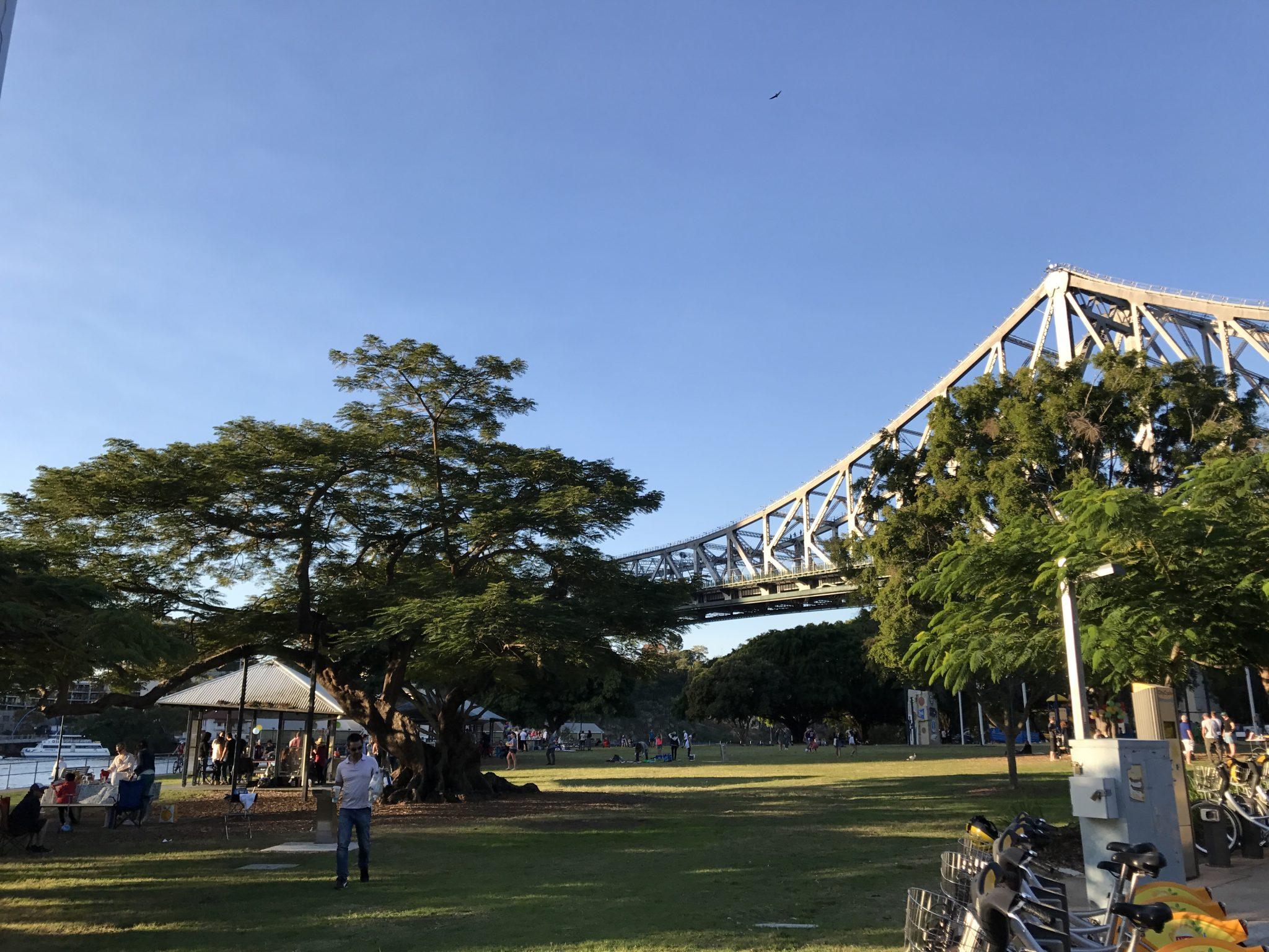 Story Bridge 故事桥 澳洲布里斯班旅游攻略