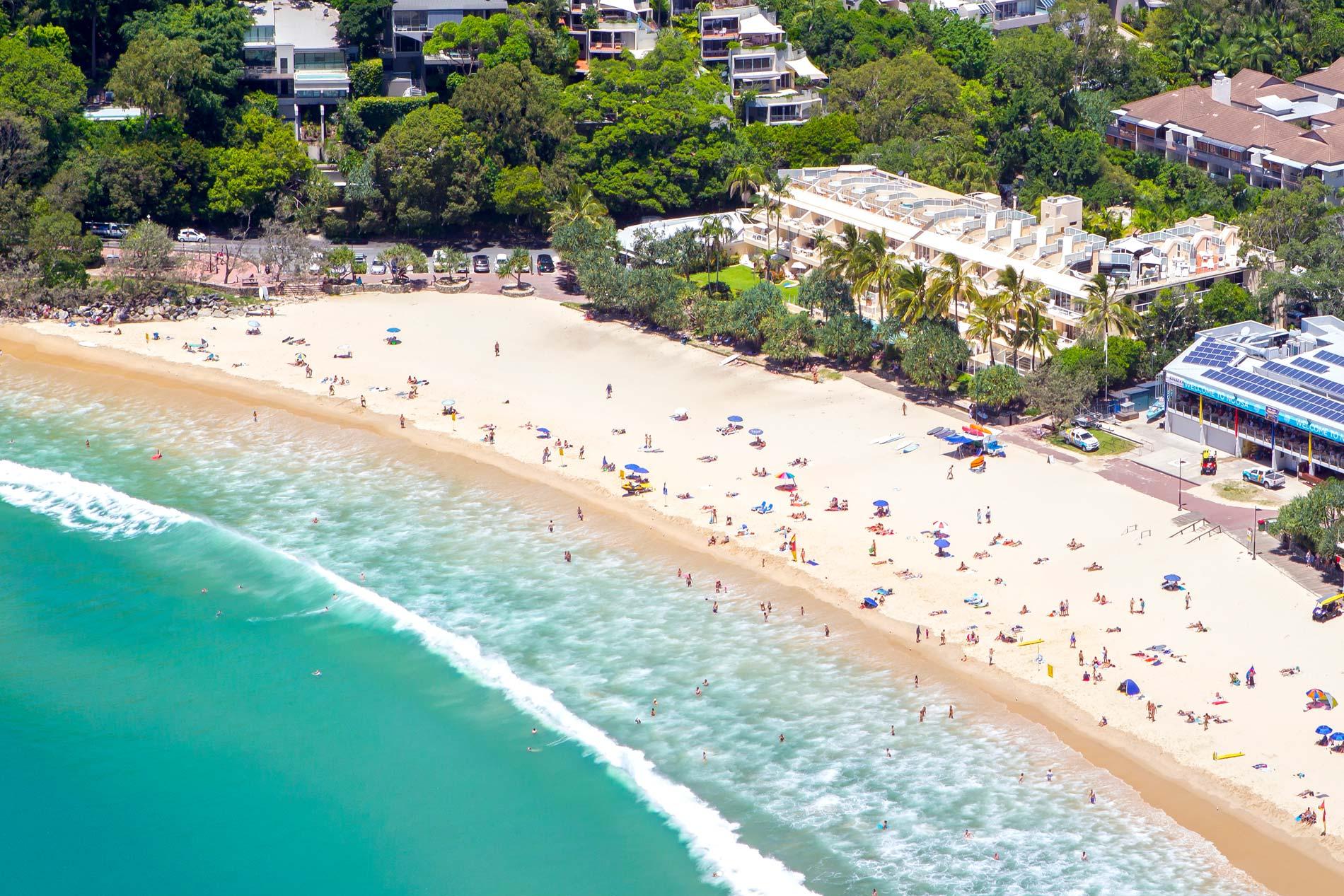 阳光海滩 Sunshine Beach