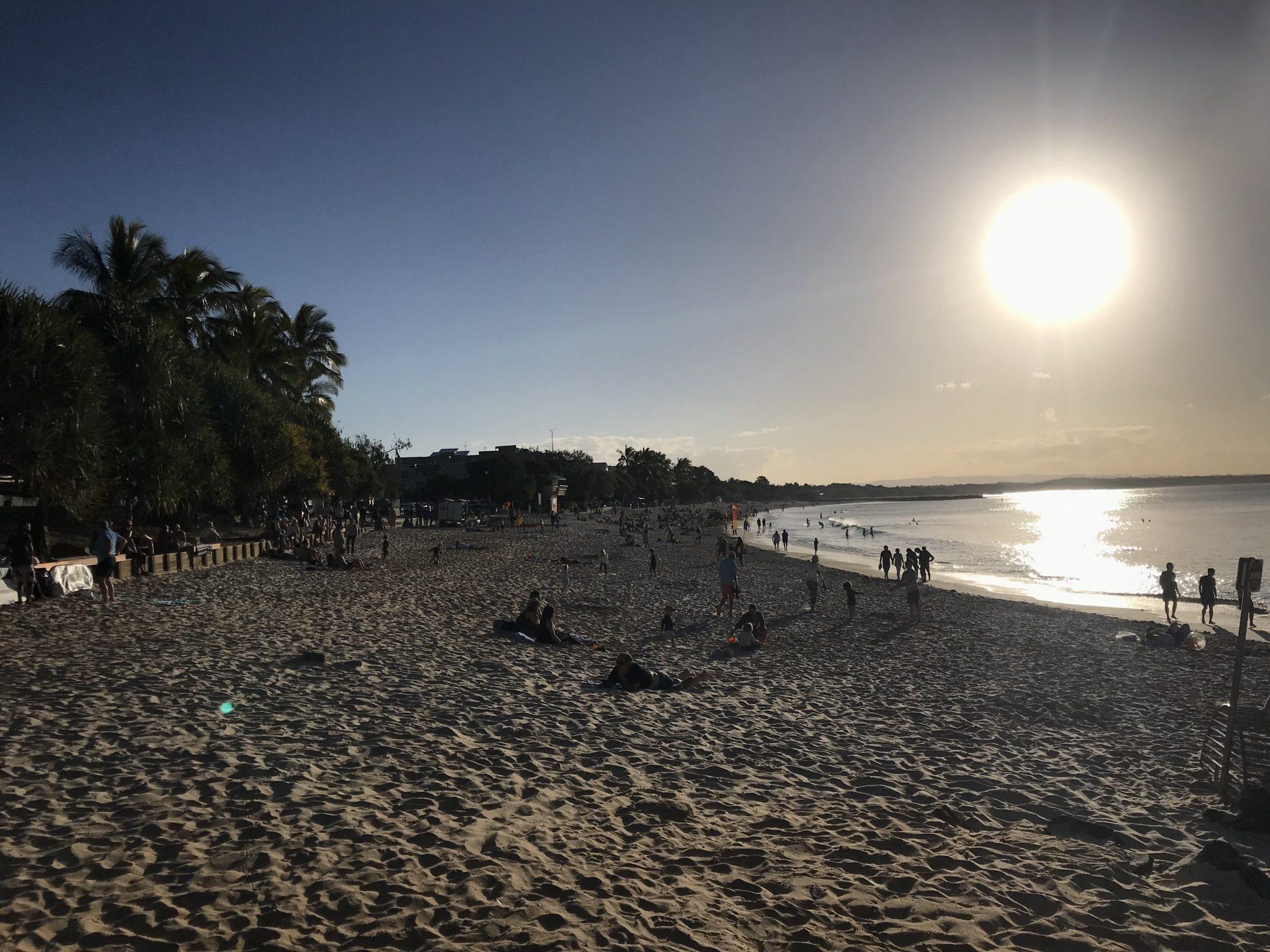 阳光海岸Noosa Beach 攻略