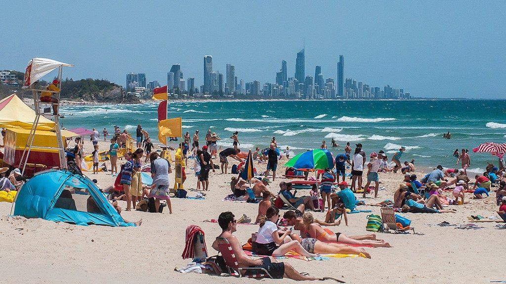 澳洲昆士兰自由行攻略黄金海岸