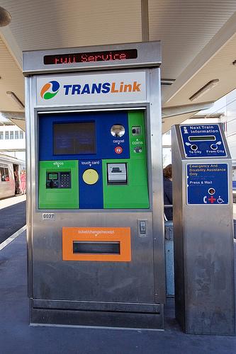 Translink 机器