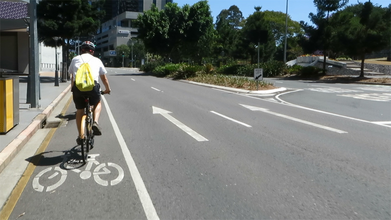 脚踏车租Brisbane City Cycle