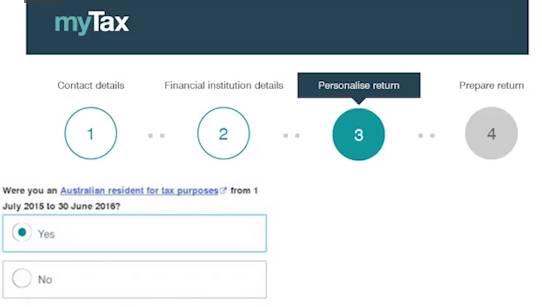 澳洲保税指南 myTax
