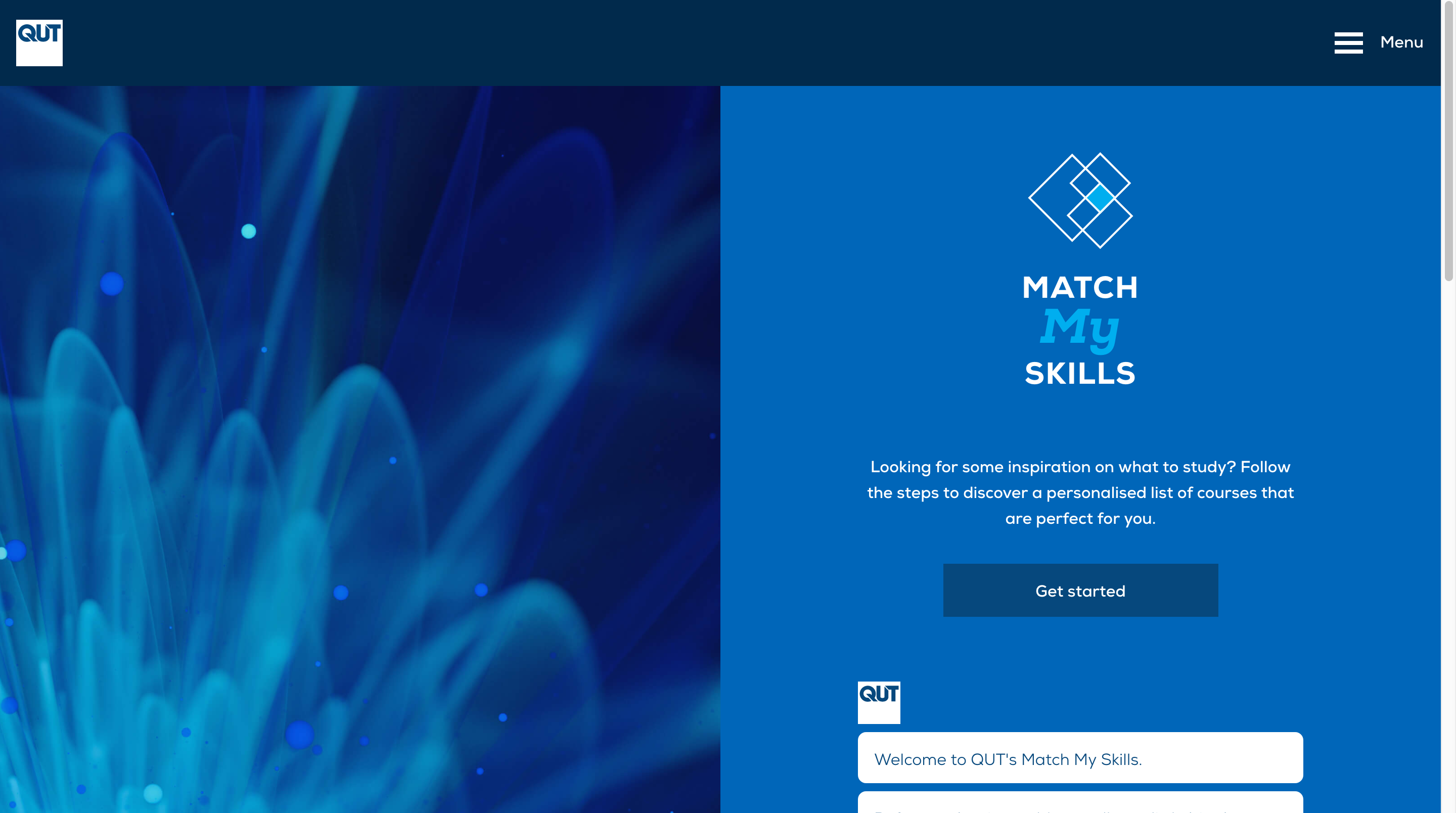 QUT Match My Skills