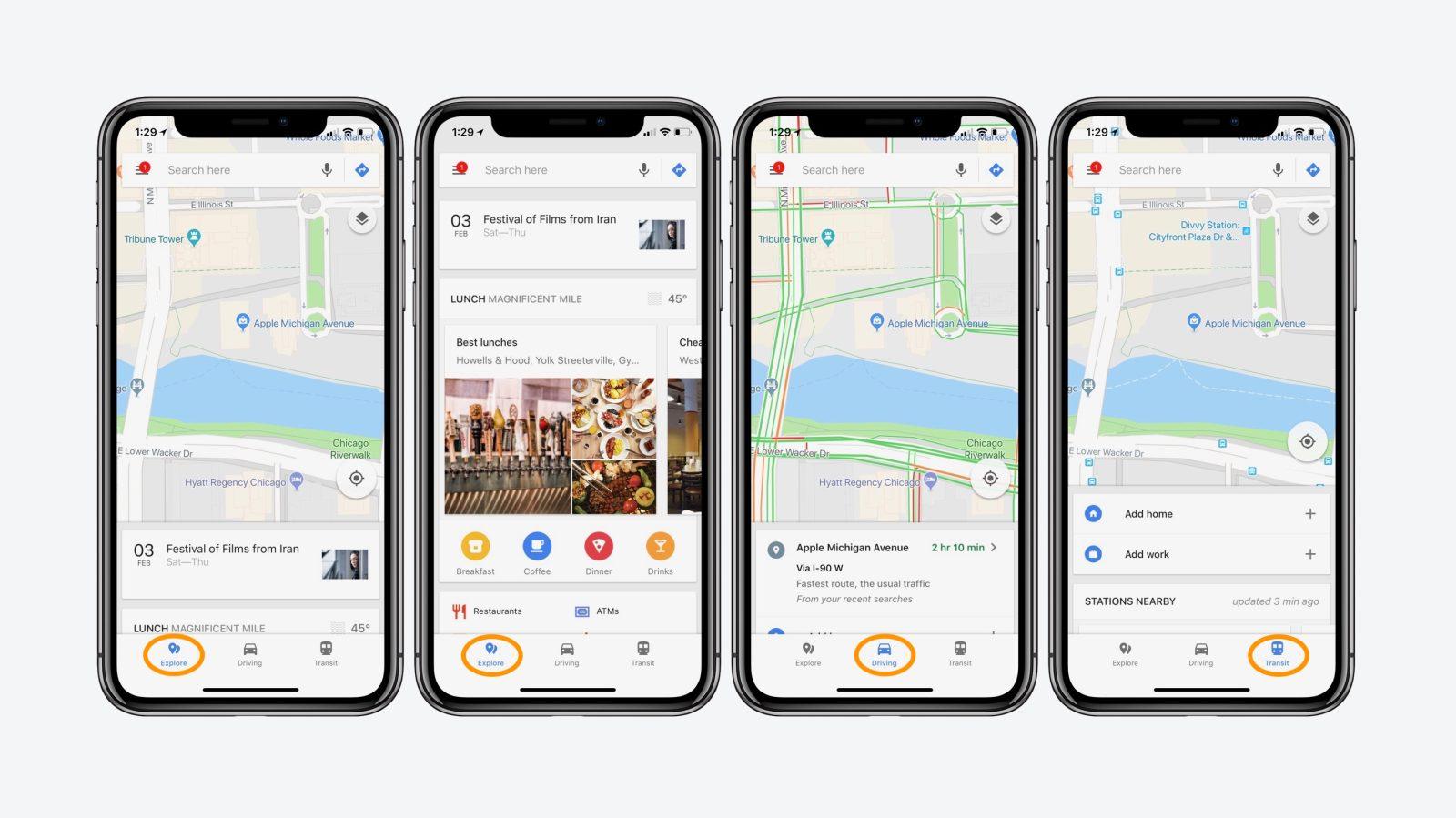 澳洲留学必备APP-Google Maps