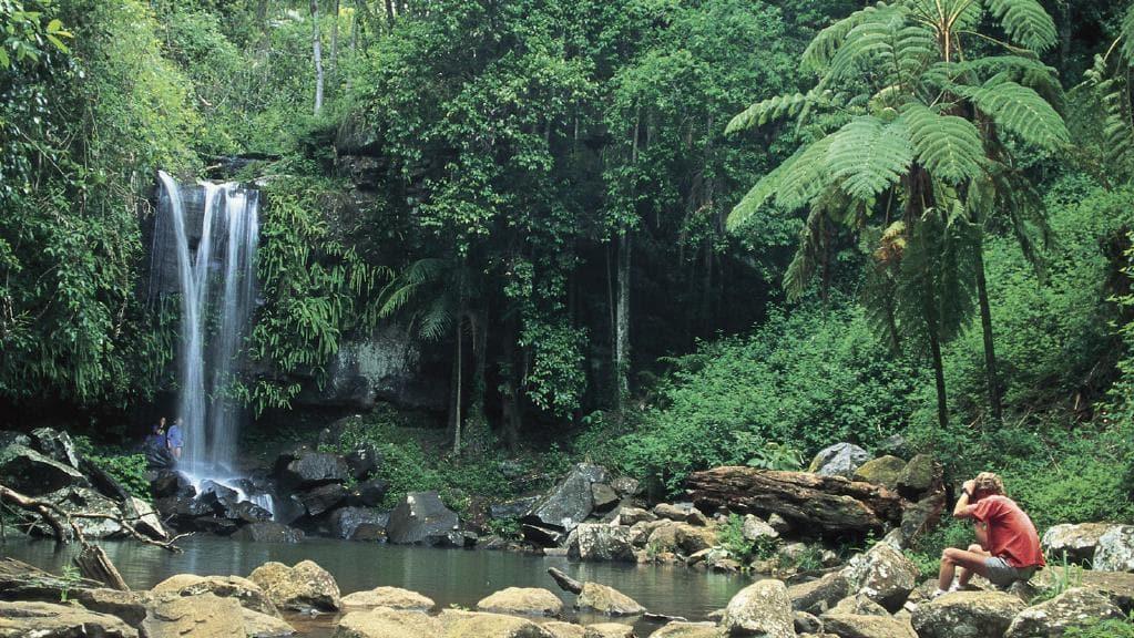 昆士兰景点-昆士兰国家公园