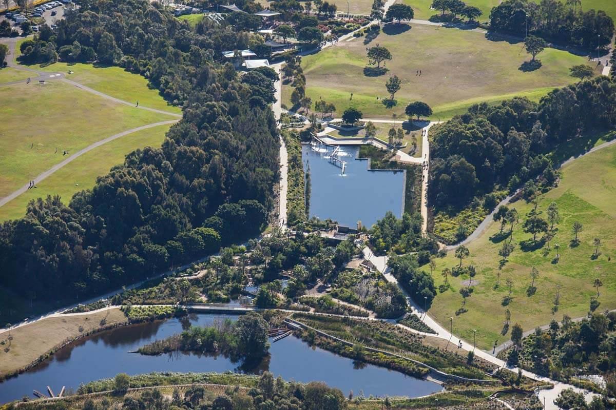 悉尼公园Sydney Park