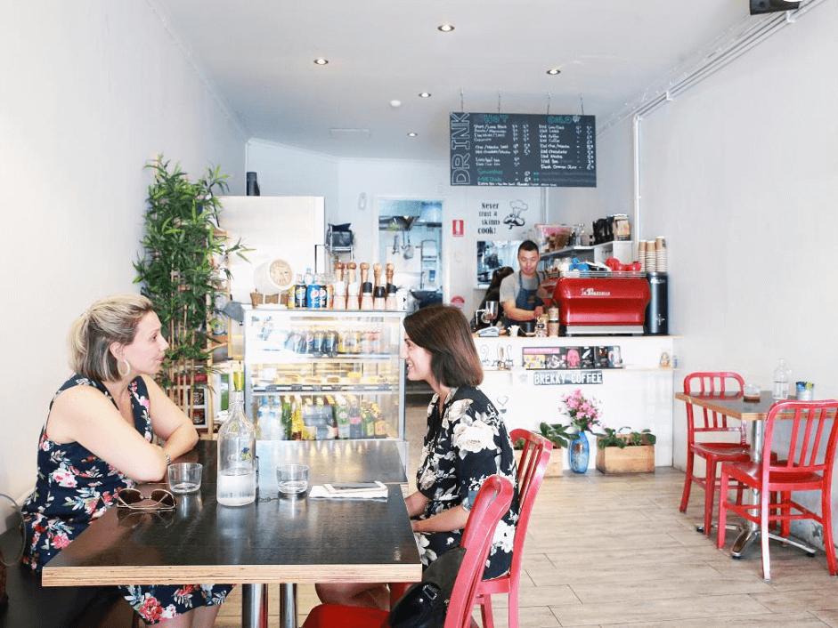 Westend 美食 Jacaranda Coffee Lane