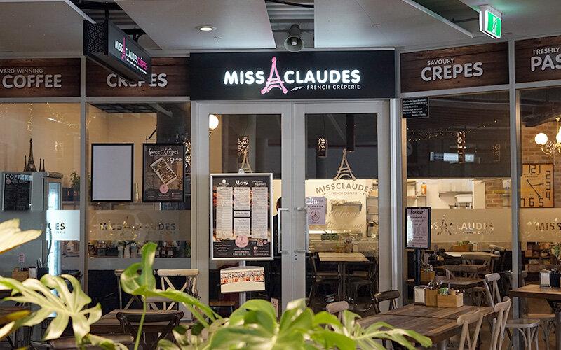 Miss Claudes Crepes