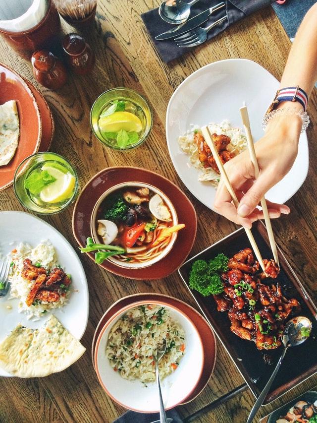 澳洲亚洲餐