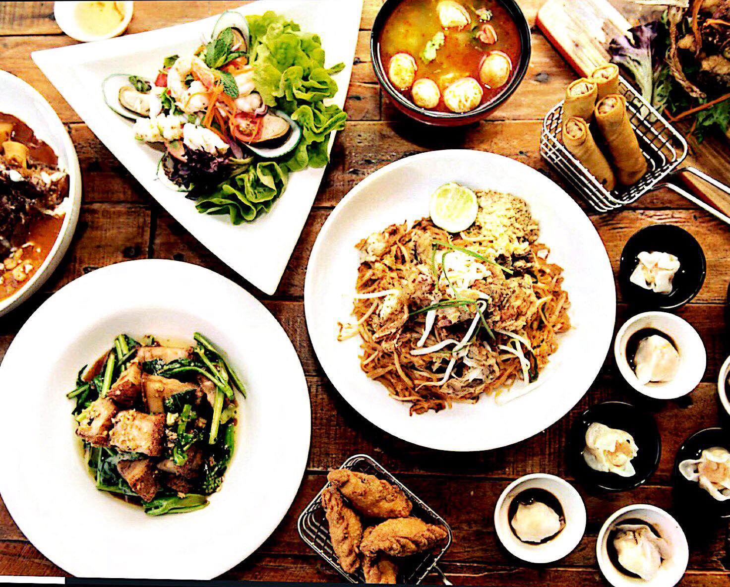 brisbane亚洲餐