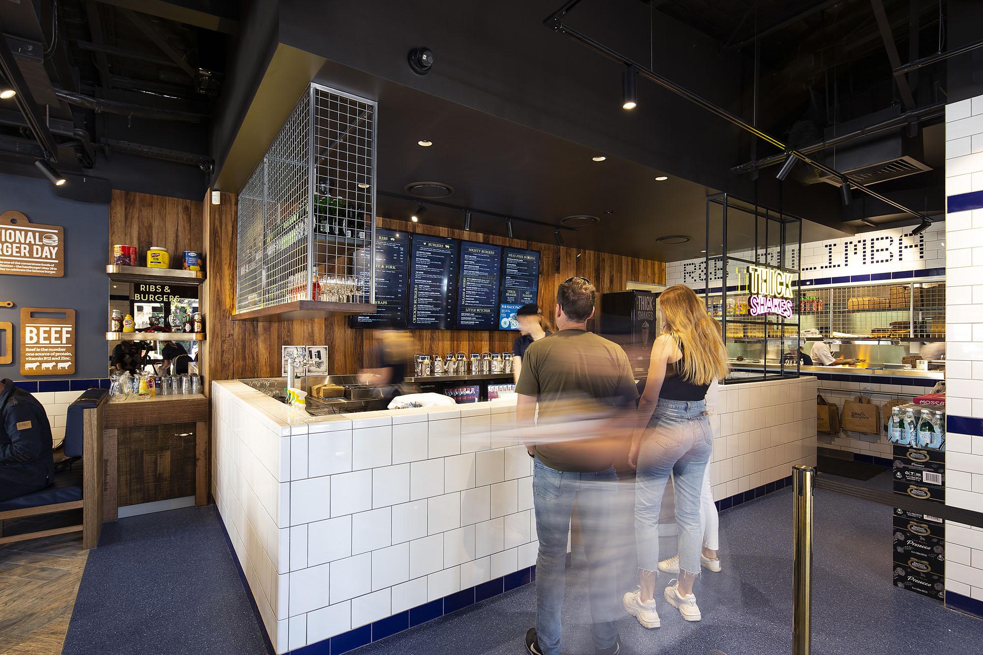 澳洲美食,布里斯班东区,布里斯班美食,澳洲美食推荐,布里斯班汉堡店