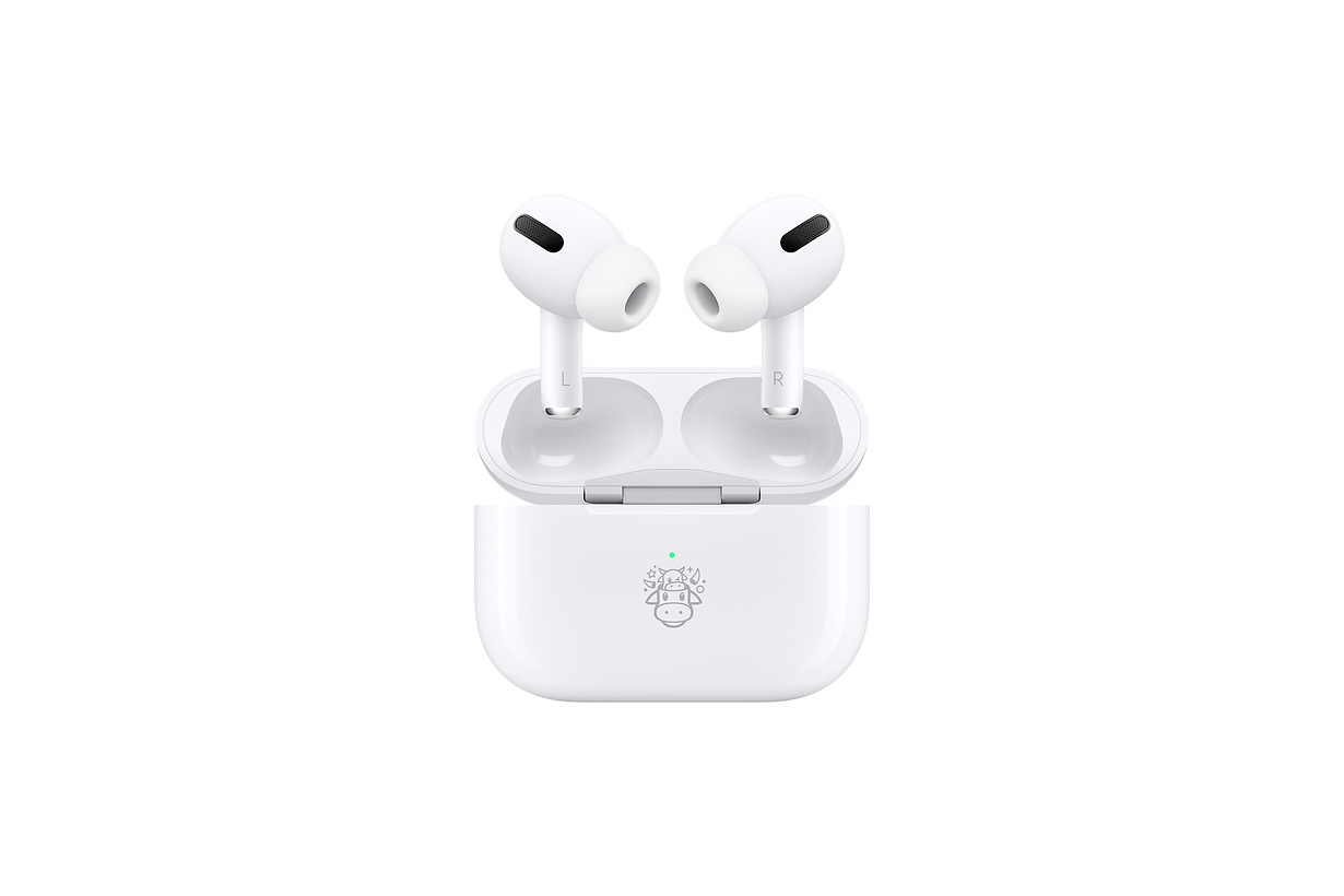 apple airpods pro limited edition lunar new year 2021