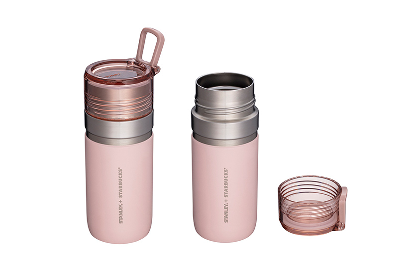 Stanley x Starbucks 2021 Spring Pink Collection