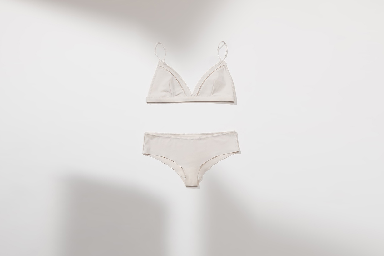 zara lingerie collection bras underwear 2021