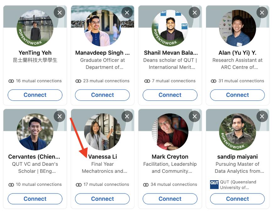 LinkedIn Profile 攻略