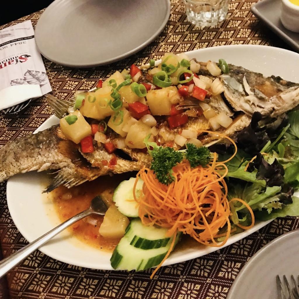 Siam Samrarn 布里斯班泰国餐